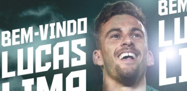 Palmeiras anuncia acerto com Lucas Lima; Crefisa, mais uma vez, não entra na operação