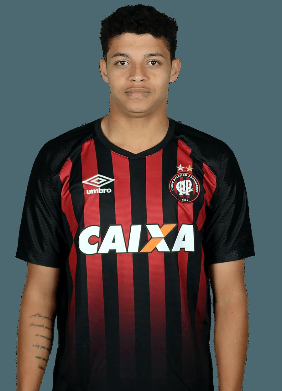Weverton Almeida, zagueiro do Atlético-PR