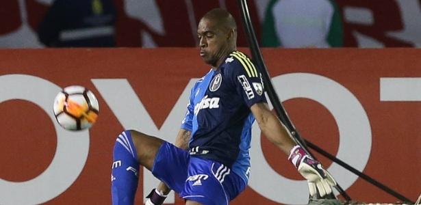 Jailson teve ótima atuação contra o Junior Barranquilla