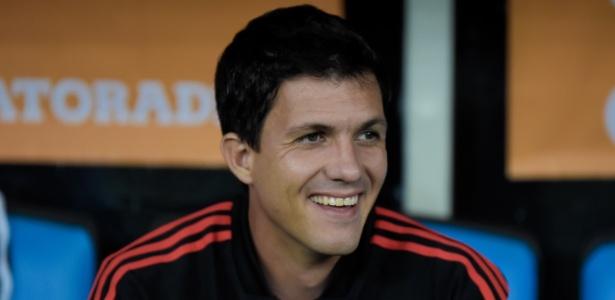 Mauricio Barbieri segue no comando do Flamengo