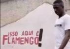 """Vinicius Jr. promete volta ao Flamengo em vídeo: """"Sou da arquibancada"""" - Reprodução"""