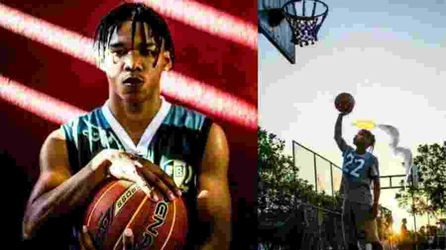 Jogador de basquete Carlos Igor Duarte é encontrado morto em rio do Amapá - reprodução/Facebook