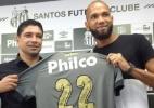 Everson abriu mão de quase R$ 2 milhões para acertar com Santos - Eder Traskini/UOL Esporte
