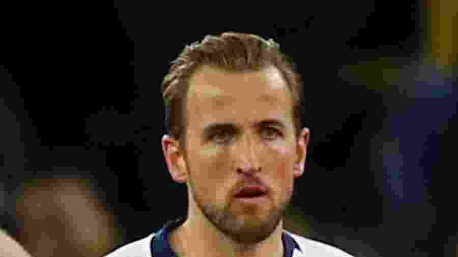 Harry Kane, autor do gol do Tottenham contra o Borussia Dortmund - REUTERS/Wolfgang Rattay