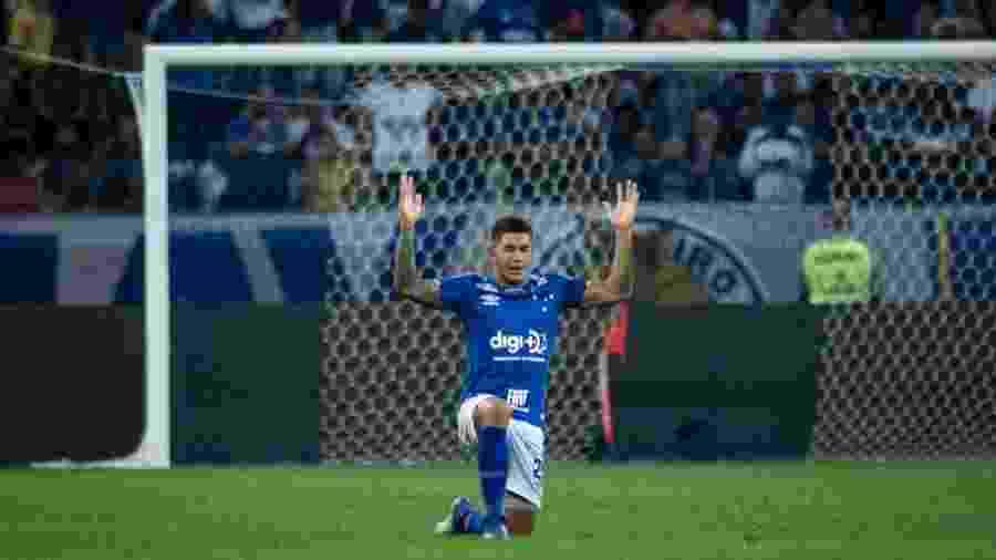 Com o contrato de rescisão, Lucas Romero já poderá jogar no Campeonato Argentino na próxima segunda - Cruzeiro/Divulgação