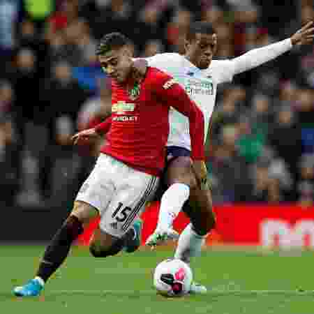 Projeto é encabeçado por diretorias do Liverpool e do Manchester United - REUTERS/Russell Cheyne