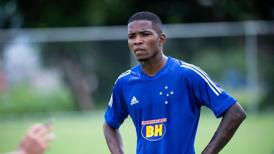 Zagueiro Cacá, do Cruzeiro - Bruno Haddad/Cruzeiro