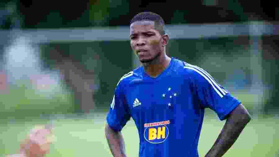 Cacá, zagueiro do Cruzeiro - Bruno Haddad/Cruzeiro