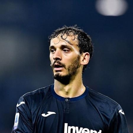 Manolo Gabbiadini, da Sampdoria - Reprodução / Instagram