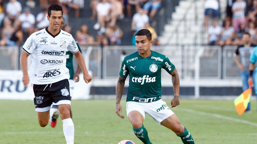 Veja qual o prazo que o Palmeiras aguarda para acertar venda de Dudu ao Al Duhail