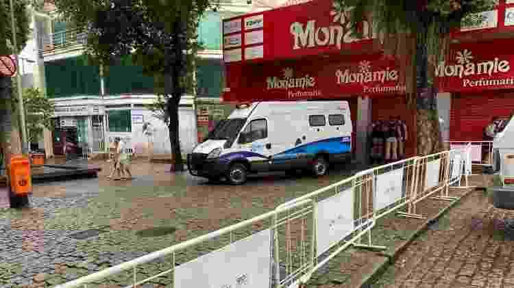 Rio de Janeiro tem restrições no comércio - Caio Blois/UOL