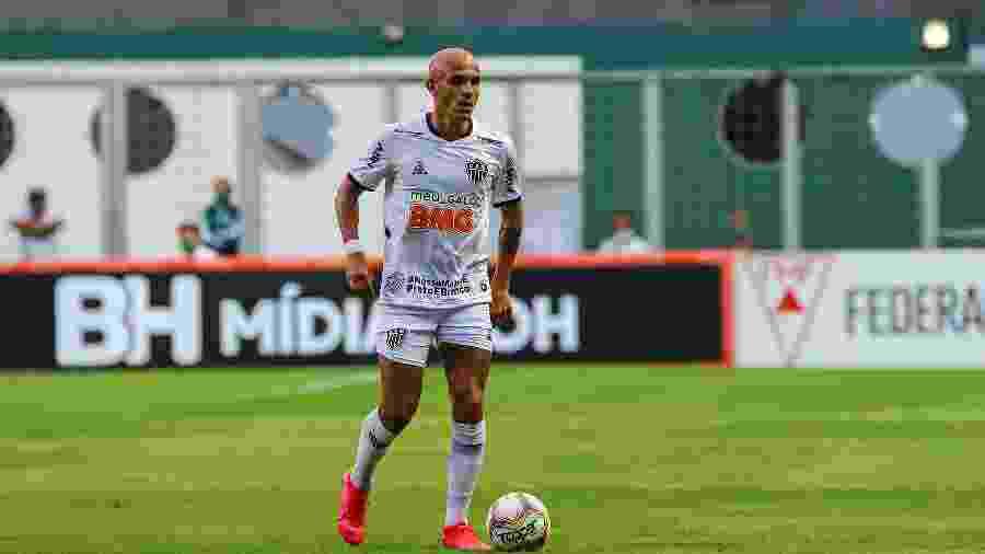 Fábio Santos deixou o Atlético-MG para defender as cores do Corinthians - Pedro Souza/Atlético-MG