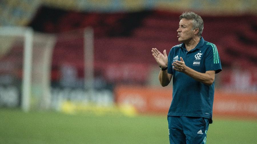 O espanhol Domenec Torrent, técnico do Flamengo - Jorge Rodrigues/AGIF