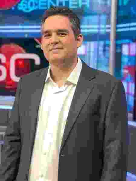 Leonardo Bertozzi, comentarista da ESPN - Divulgação