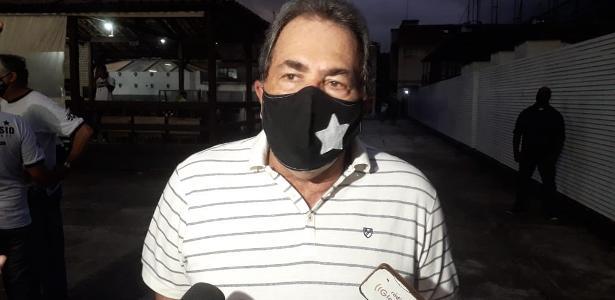 Montenegro diz que, sem S/A, Botafogo é 'ingovernável'