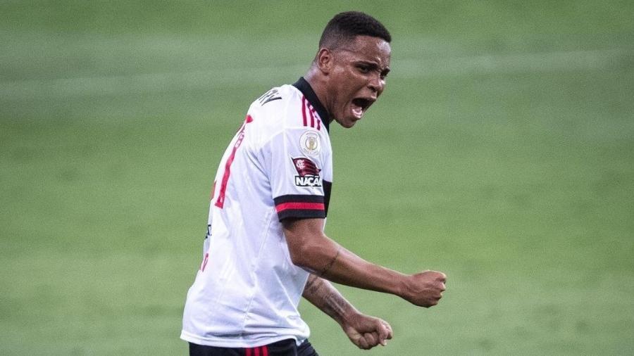 Natan, zagueiro do Flamengo - Reprodução/Instagram