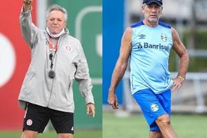 Ricardo Duarte/Inter e Lucas Uebel/Grêmio