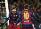 La Liga denuncia insultos a Messi e Piqué em clássico no Bernabéu