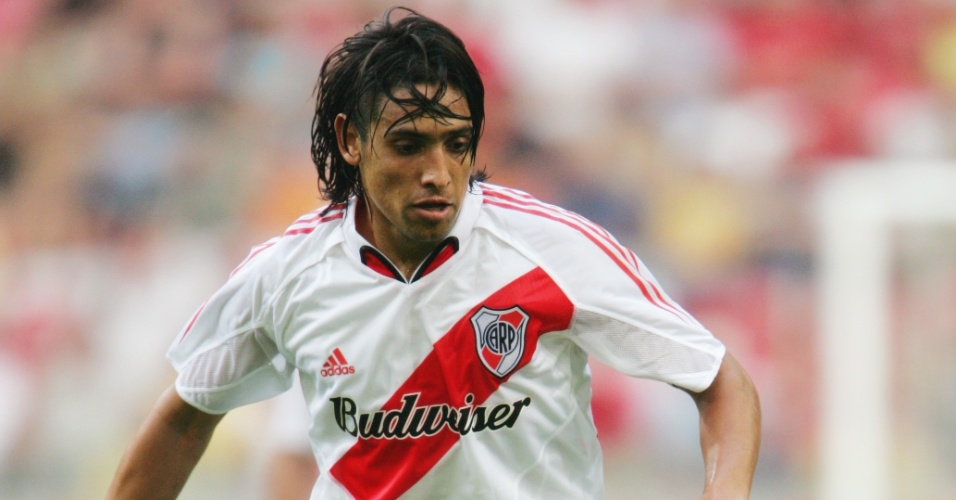 Sambueza, argentino ex-Atlético-MG