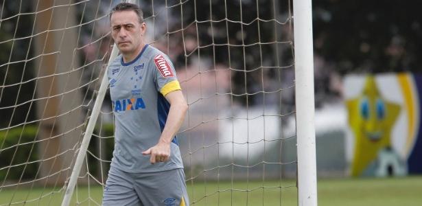 Paulo Bento, técnico do Cruzeiro - Washington Alves/Light Press/Cruzeiro