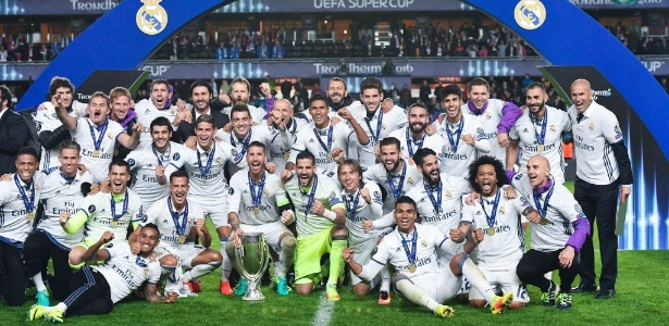 Real Madrid arrecadou mais de R$ 2 bi na temporada passada