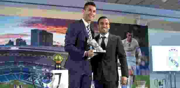 Jorge Mendes também é o representante de Cristiano Ronaldo e José Mourinho - Gonzalo Arroyo Moreno/Getty Images
