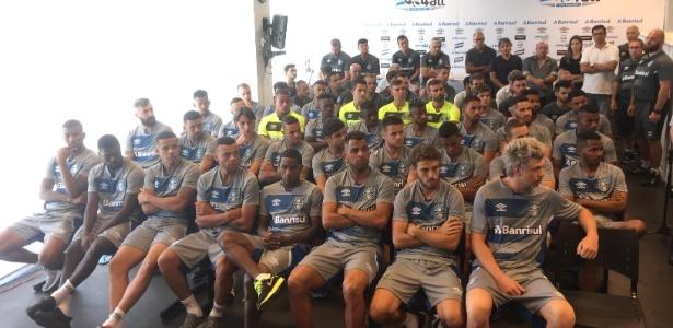 Grêmio abriu temporada 2017 com 35 jogadores, mas deve ter saídas e chegadas
