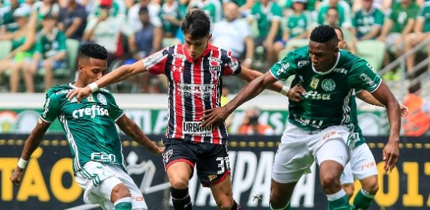 Luiz Araújo vai renovar com o São Paulo