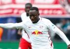 """Jornal: Após """"nãos"""", Liverpool oferecerá R$ 306 mi por atleta do Leipzig - Reuters / Hannibal Hanschke"""