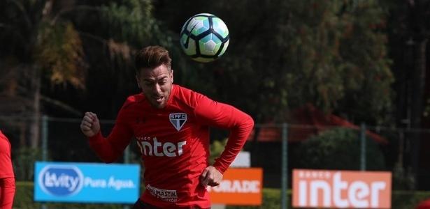 Buffarini somou apenas 23 partidas pelo São Paulo em 2017
