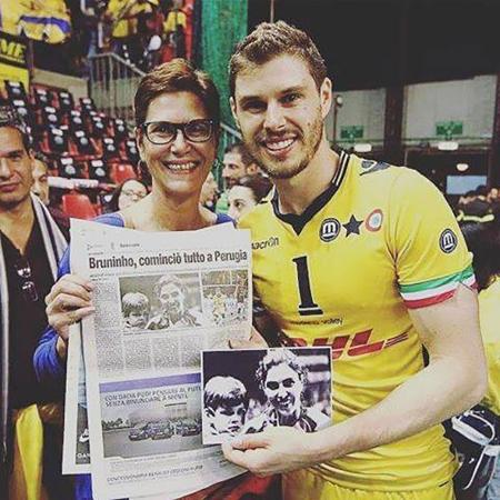 Bruninho e Vera Mossa - Reprodução/facebook