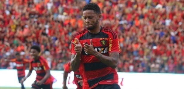 André tem apenas quatro partidas pelo Sport na temporada 2018