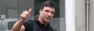 Otimista, Botafogo negocia com prioridade Zé Ricardo para vaga de Valentim (Foto: Paulo Fernandes/Vasco)
