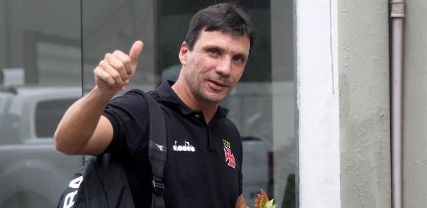 Zé Ricardo é o favorito para assumir o Botafogo após a saída de Alberto Valentim