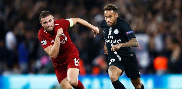 Campeão mundial em 98 critica Neymar contra o Liverpool