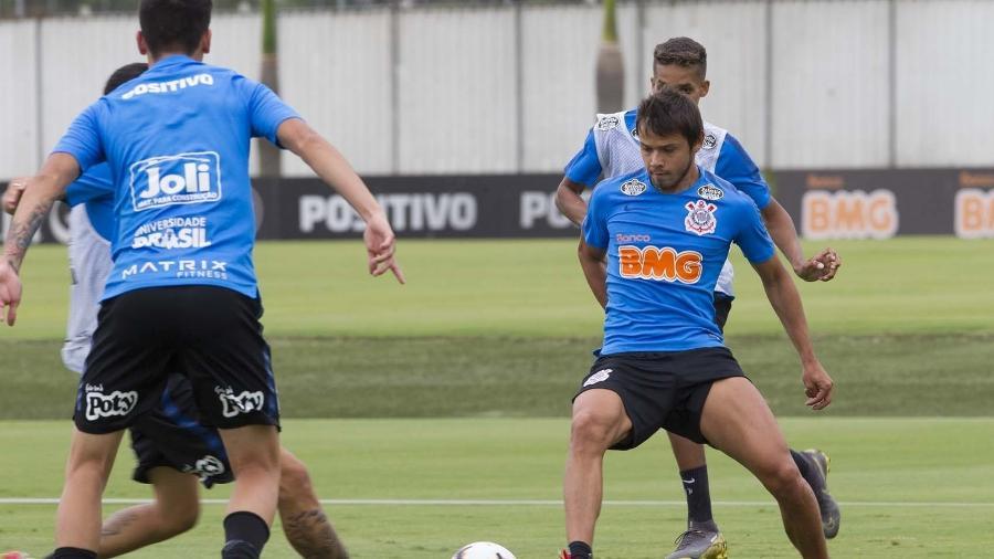 Sem renovação no Corinthians, Ángel Romero segue na mira do Atlético-MG - Daniel Augusto Jr/Ag. Corinthians