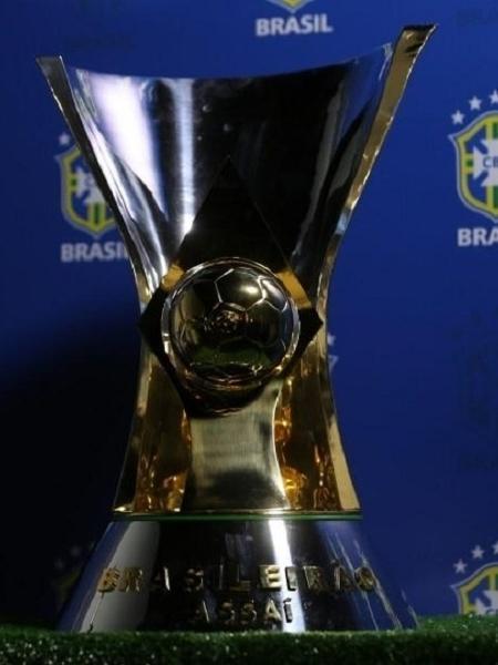 Troféu do Campeonato Brasileiro - Fernando Torres / CBF