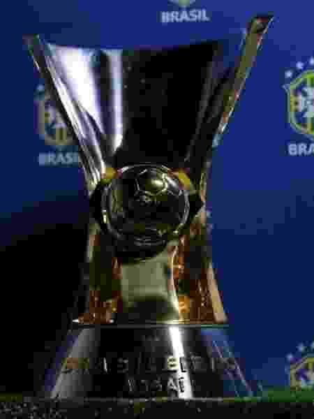 Troféu do Campeonato Brasileiro - Fernando Torres / CBF - Fernando Torres / CBF