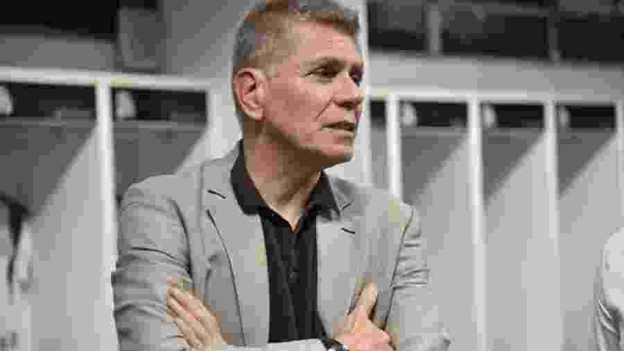 Paulo Autuori, novo treinador do Botafogo - Ivan Storti/Santos FC
