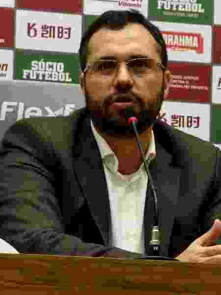 Mario Bittencourt, presidente do Fluminense - Mailson Santana/Fluminense FC