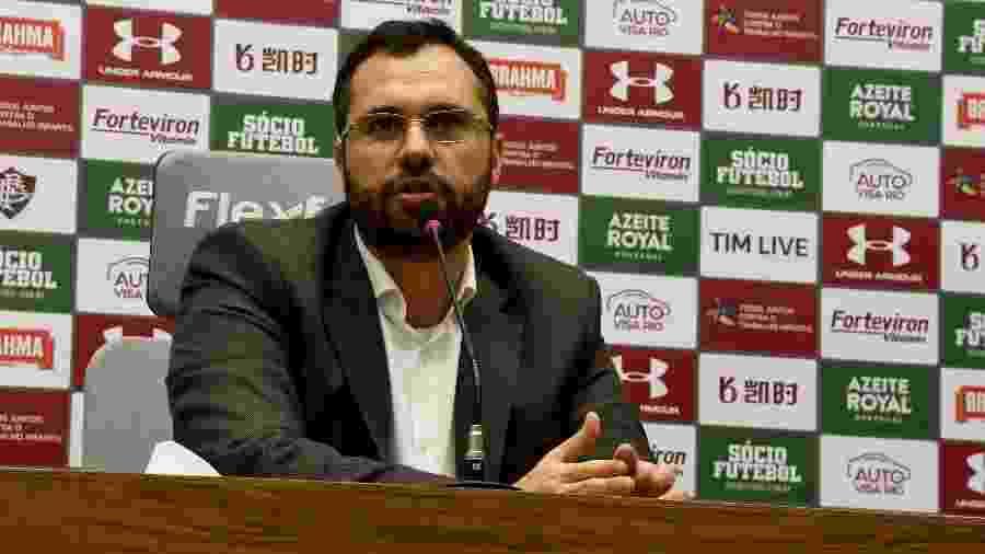 Clube já havia pago 25% dos vencimentos de fevereiro na última quarta-feira - Mailson Santana/Fluminense FC