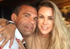 Vitor Belfort faz homenagem e se declara nos 45 anos de Joana Prado