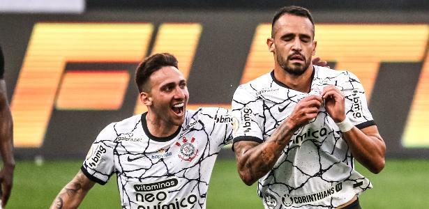 Renato Augusto celebra reestreia no Corinthians, mas vê erros em seu jogo