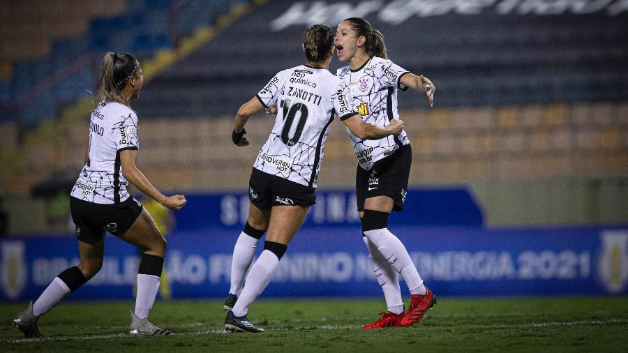 Corinthians vence Ferroviária e terá Derby na final do Brasileiro feminino - Flickr/CBF