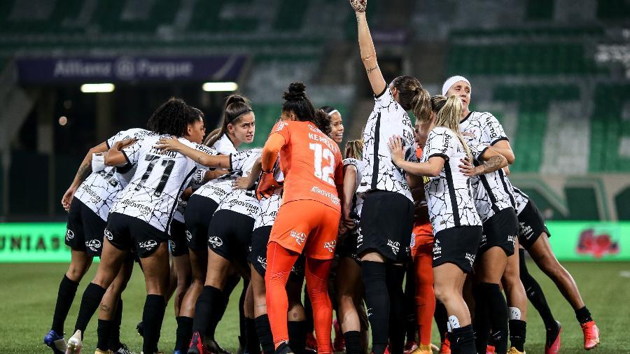 Time feminino do Corinthians vai em busca da terceira conquista do Brasileirão  - Marco Galvão/ Ag. Corinthians