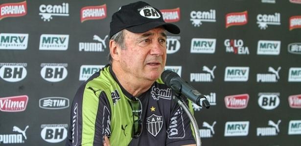 Ex-treinador do Atlético-MG descartou a possibilidade de assumir o Cruzeiro - Bruno Cantini/Atlético MG