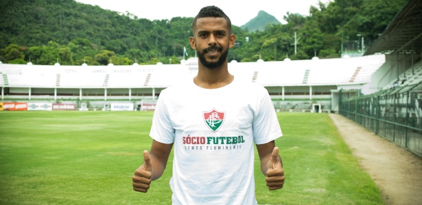 Renato Chaves teve bom desempenho na partida contra o Ypiranga pela Copa do Brasil - BRUNO HADDAD/FLUMINENSE F.C.