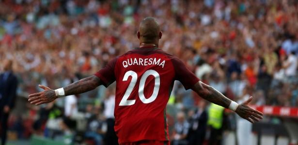 Aos 33 anos, meia-atacante português tem contrato com turcos até 2020