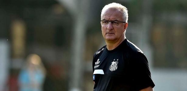 Pedido do técnico Dorival Júnior está na mesa do presidente Modesto Roma - Ivan Storti/Santos FC