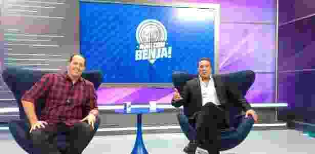 Luxemburgo concedeu mais uma entrevista à Fox Sports - Luiz Lamim/Divulgação